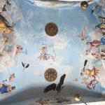 Diego Bormida Artist Villa Bellissima Ceiling Masterpiece Hercules room soffitto