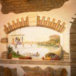 finto marmo; fake marble; marmorino; grisaille; tono su tono; trompe l'oeil; murale; mural; dipinto su muro; decorazione; pittorica; hand painted; acrilici; inganna l' occhio; affresco; roma; italia; piemonte; los angeles; las vegas; rhiyad; arabia saudita; saudi arabia; palazzo real; regal palace; re; royal palace; diego bormida artist; art; arte; contemporanea; acqui terme; alessandria