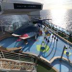 Caribbean Princess Cruises Diego Bormida Artist mural resin dipinti (1)