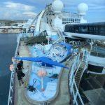 Caribbean Princess Cruises Diego Bormida Artist mural resin dipinti (119)