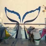 Caribbean Princess Cruises Diego Bormida Artist mural resin dipinti (125)