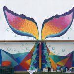 Caribbean Princess Cruises Diego Bormida Artist mural resin dipinti (144)