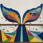 Caribbean Princess Cruises Diego Bormida Artist mural resin dipinti (171)
