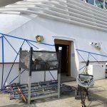 Caribbean Princess Cruises Diego Bormida Artist mural resin dipinti (26)