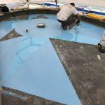 Caribbean Princess Cruises Diego Bormida Artist mural resin dipinti (64)