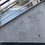 Caribbean Princess Cruises Diego Bormida Artist mural resin dipinti (97)