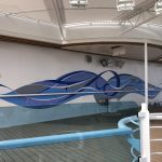 Sky Princess Cruises Diego Bormida Artist Mural Instagram wall (120)