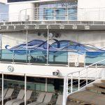 Sky Princess Cruises Diego Bormida Artist Mural Instagram wall (135)
