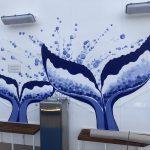Sky Princess Cruises Diego Bormida Artist Mural Instagram wall (57)