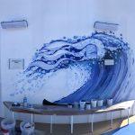 Sky Princess Cruises Diego Bormida Artist Mural Instagram wall (66)