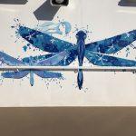 Sky Princess Cruises Diego Bormida Artist Mural Instagram wall (95)