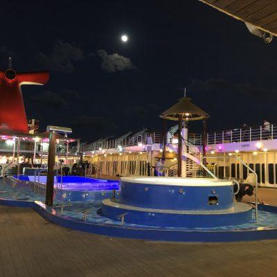 Carnival cruise Fantasy diego bormida artist pool chemco design epoxy resin precetti (1)