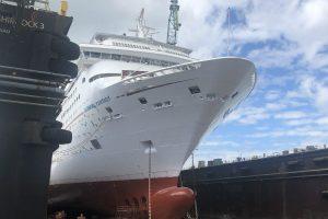 Carnival cruise Fantasy diego bormida artist pool chemco design epoxy resin precetti (3)