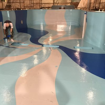 Precetti Carnival Elation Dry Dock Bahamas cruise swimming pool chemco diego bormida artist (162)